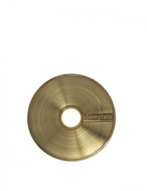 Complete Technique Gold Brushed 45 Adaptor