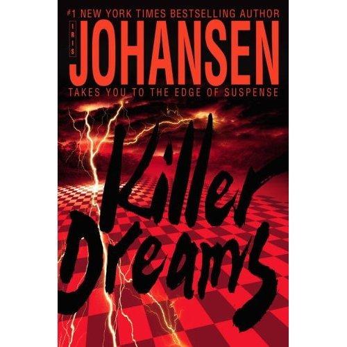 "Iris Johansen ""Killer Dreams"" Hardback Book"