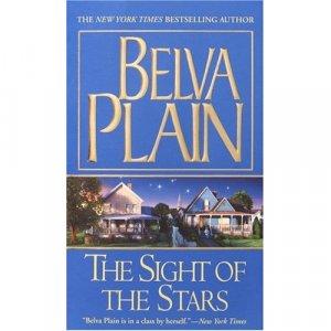 "Belva Plain ""The Sight of the Stars"" Hardback Book"