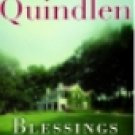 "Anna Quindlen ""Blessings"" Hardback Book"