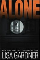 "Lisa Gardner ""Alone"" Hardback Book"