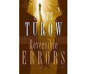 "Scott Turow ""Reversible Errors"" Hardback Book"
