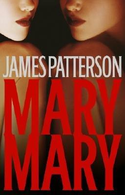 """James Patterson """"Mary Mary"""" Hardback Book"""