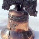 Authentic Bronze Replica of the Liberty Bell (1975)