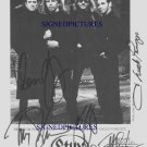STYX GROUP BAND SIGNED AUTOGRAPHED RP PHOTO BY ALL 5