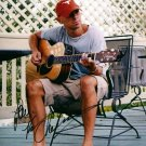 KENNY CHESNEY SIGNED AUTOGRAPHED 8x10 RP PHOTO with GUITAR TEXAS