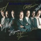THE WEST WING CAST SIGNED AUTOGRAPHED 8x10 RP PHOTO DULE HILL ROB LOWE +