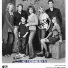 REBA CAST SIGNED AUTOGRAPHED RP PHOTO ALL 7 McENTIRE +