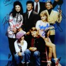 THE NANNY CAST SIGNED AUTOGRAPHED RP PHOTO FRAN DRESCHER +