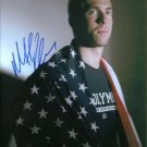 MICHAEL PHELPS SIGNED AUTOGRAPHED RP PHOTO OLYMPICS USA