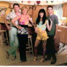 KATH AND KIM CAST SIGNED AUTOGRAPHED RP PHOTO BY ALL 4