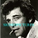 PETER FALK SIGNED AUTOGRAPHED 8x10 RP PHOTO COLUMBO DETECTIVE