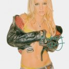 BRITNEY SPEARS SIGNED AUTOGRAPHED RP PHOTO SO SEXY