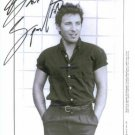 BRUCE SPRINGSTEEN SIGNED AUTOGRAPHED RP PHOTO NJ