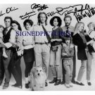 30 SOMETHING CAST SIGNED AUTOGRAPHED RP PHOTO THIRTY