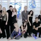 ONE LIFE TO LIVE CAST SIGNED AUTOGRAPHED PHOTO BY 6