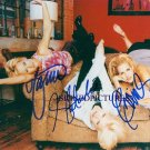 THE DIXIE CHICKS ALL 3 SIGNED AUTOGRAPHED RP PHOTO COUNTRY