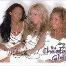 THE CHEETAH GIRLS GROUP SIGNED AUTOGRAPHED RP PHOTO BY3