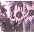 THE JEFFERSONS CAST SIGNED AUTOGRAPHED RP PHOTO ALL 5