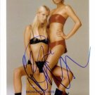 PARIS AND NICKY HILTON SIGNED AUTOGRAPHED PHOTO SO SEXY
