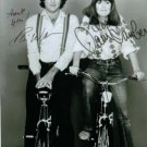 MORK AND MINDY SIGNED AUTOGRAM 8x10 RP ROBIN WILLIAMS AND PAM DAWBER