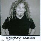 SAMMY HAGAR SIGNED AUTOGRAPHED AUTOGRAPH 8X10 RP PHOTO VAN HALEN OU812