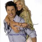 JESSICA SIMPSON NICK LACHEY SIGNED AUTOGRAPHED RP PHOTO