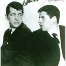 DEAN MARTIN AND JERRY LEWIS SIGNED AUTOGRAPHED RP PHOTO