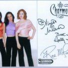 CHARMED CAST SIGNED AUTOGRAPHED 6x9 STUDIO PROMO PHOTO