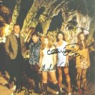 BUFFY THE VAMPIRE SLAYER 5 SIGNED AUTOGRAPHED RP PHOTO