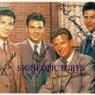 THE UNTOUCHABLES CAST SIGNED RP PHOTO ROBERT STACK ALL4