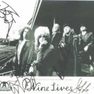 AEROSMITH GROUP BAND SIGNED AUTOGRAPHED RP PHOTO ALL 5