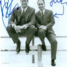 PENN AND TELLER SIGNED AUTOGRAPHED RP PHOTO VEGAS MAGIC