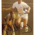 JOHN McENROE SIGNED AUTOGRAPHED RP PHOTO TENNIS GREAT