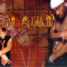 JA RULE SIGNED AUTOGRAPHED RP PHOTO HIP HOP SO COOL