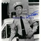 DON KNOTTS ANDY GRIFFITH SHOW SIGNED RP PHOTO BARNEY