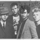 DEPECHE MODE BAND SIGNED AUTOGRAPHED RP PHOTO ALL 3