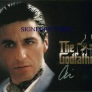 AL PACINO SIGNED RP PHOTO GODFATHER MICHAEL CORLEONE