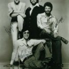 THE FOUR SEASONS GROUP BAND SIGNED AUTOGRAPHED 8x10 RP
