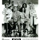 ER ORIGINAL CAST SIGNED AUTOGRAPHED PHOTO CLOONEY +