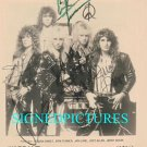 WARRANT GROUP BAND SIGNED 8x10 RP PROMO PHOTO JANI LANE