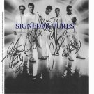 THE BACKSTREET BOYS GROUP SIGNED AUTOGRAPHED RP PHOTO