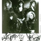 KINGDOM COME SIGNED AUTOGRAPHED RP PHOTO ALL 5 ROCK