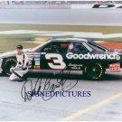 DALE EARNHARDT SR SIGNED AUTOGRAPHED RP PHOTO NASCAR #3