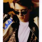 MATTHEW BRODERICK SIGNED AUTOGRAPHED RP PHOTO FERRIS