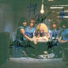 TWISTED SISTER SIGNED AUTOGRAPHED RP PHOTO DEE SNYDER +
