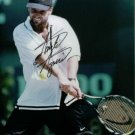 ANDRE AGASSI SIGNED AUTOGRAPHED 8x10 RP PHOTO TENNIS CHAMPION