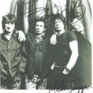 THE ROLLING STONES SIGNED AUTOGRAPHED AUTOGRAPH 8x10 RP PHOTO BY ALL