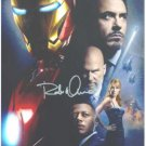 ROBERT DOWNEY JR SIGNED AUTOGRAPHED RP PHOTO IRON MAN