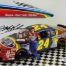 JEFF GORDON SIGNED AUTOGRAPHED RP PHOTO NASCAR RACING